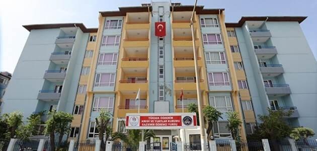 İzmir Gaziemir Kız Öğrenci Yurdu