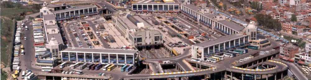 İstanbul Şehirler Arası Otobüs Terminali