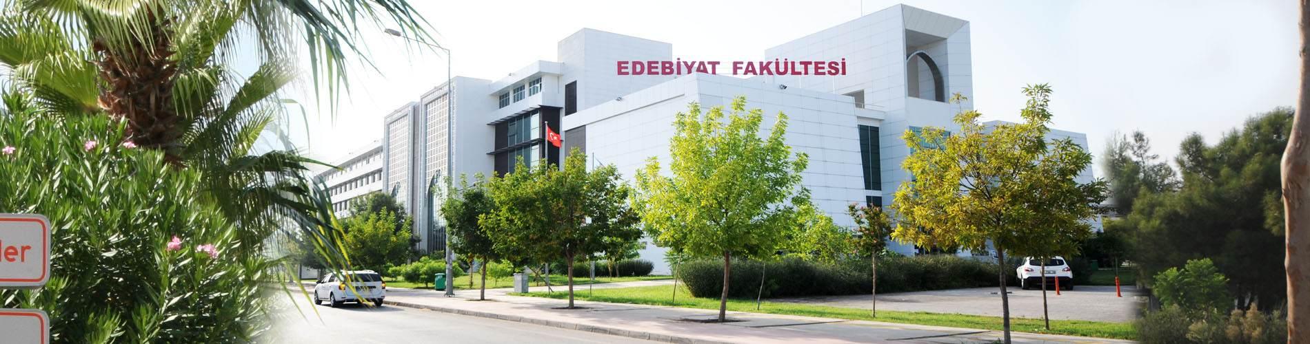 Akdeniz Üniversitesi Edebiyat Fakültesi