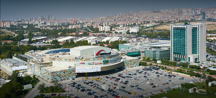 Ankara Ankamall Alışveriş Merkezi   Ne Nerede ?