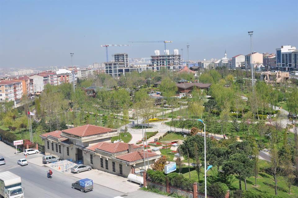Esenyurt Recep Tayyip Erdoğan Parkı