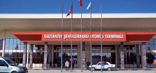 Gaziantep Şehirler Arası Otobüs Terminali