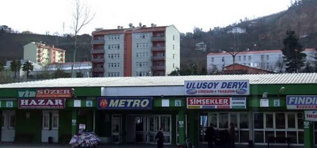 Giresun Şehirler Arası Otobüs Terminali