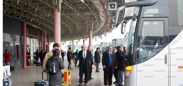 Isparta Şehirler Arası Otobüs Terminali