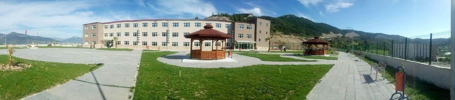 Mersin Üniversitesi Anamur Meslek Yüksekokulu