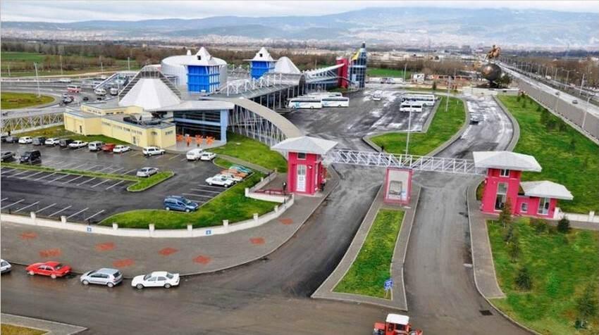Kütahya Şehirler Arası Otobüs Terminali