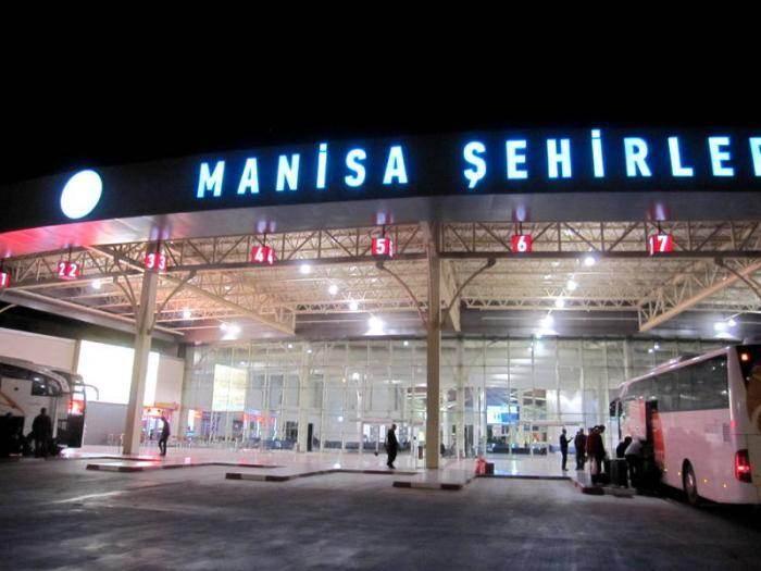 Manisa Şehirler Arası Otobüs Terminali