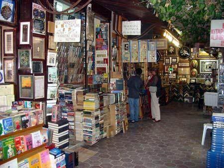 İstanbul Sahaflar Çarşısı